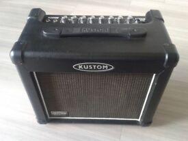 Kustom 16 DFX amp