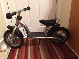 Balance bike excellent condition