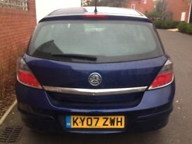 EXCELLENT CONDITION - VAUXALL ASTRA 2007