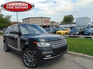 2013 Land Rover Range Rover AUTOBIOGRAPHY-22 WHEELS- 510HP!