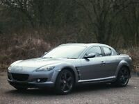 2006 MAZDA RX8 # # GENUINE 33.000 MILES # # ONLY 2 OWNERS FROM NEW # # FULL YEARS M.O.T # # STUNNING