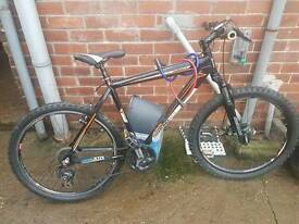 Diamondback mountain bike