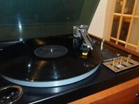 GARRARD ZERO 100SB Turntable in Excellent Condition