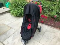 Outlook shade a babe pram sun shade for sale