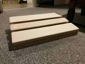 Handmade Pedal Board