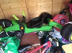 Huffy green machine junior