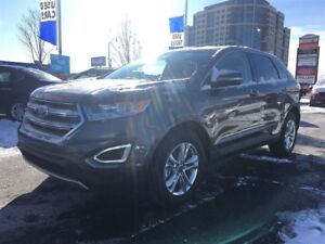 2017 Ford Edge PANROOF, NAV, LTHR, LOW % RATES!