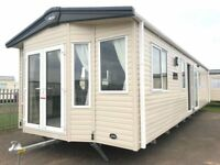 Brand New ABI Blenheim Static Caravan, Holiday Home, Skegness, Ingoldmells, 2018 Site Fees Inc