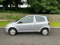 Toyota Yaris 1.0 ( ONE LITRE ) Long MOT, Clean Car, Cheap To Run