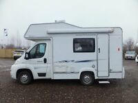 2007 COMPASS AVANTEGARD 100Motorhome for sale,Excellent Condition,Only 17Ft Long,Extras,£23,995