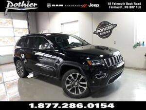 2018 Jeep Grand Cherokee Limited | 8.4 TOUCHSCREEN | HEATES SEAT