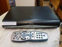 Sky+he box DRX895-C with remote control