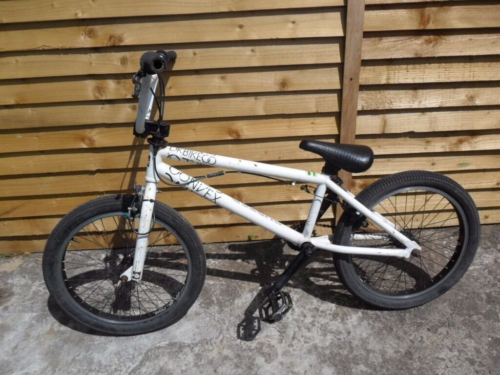 2009 DK Convex BMX bikein Lytham St Annes, LancashireGumtree - 2009 DK Convex BMX bike. Used condition, full working order. Please email or text for further details or to arrange a viewing