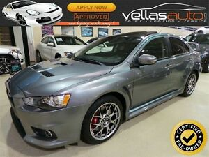2015 Mitsubishi Lancer Evolution GSR GSR 18,642KM| FLAWLESS!!