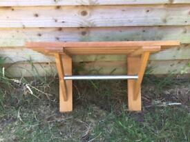 Sturdy Ikea? Shelf