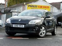 RENAULT MEGANE DYNAMIQUE Tom Tom Edition, 1.5cc DCi ECO 5 Door. 2011 Reg.....