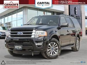 2017 Ford Expedition XLT **Rear Cam-Heated/Cooled Seats**