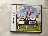 Nintendo DS Game New Super Mario Bros