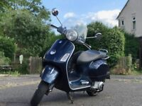 Vespa GTS 250cc - 2008 - Cambridge
