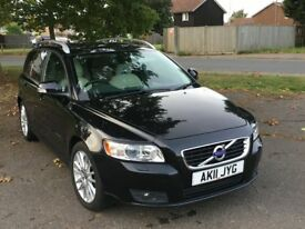 Volvo V50 Lux, £0 Road Tax, SatNav