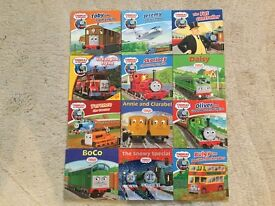 Thomas the tank engine books collection