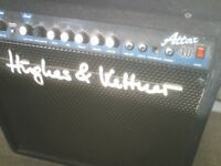 hughes and kettner,... guitar amp The ATTAX 40