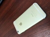 Apple iPhone 6 128GB White and Gold LIKE NEW UNLOCKED