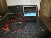 HIKA 6-AMP Battery Charger Part No. 83114606
