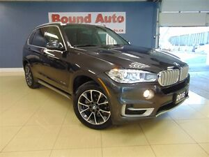 2016 BMW X5 XDrive35i,NAVIGATION,PANORAMIC ROOF