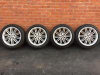 BMW Msports 1 series wheels for sale