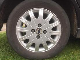 Ford Focus - Mk1 alloy wheels