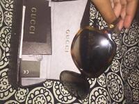 BOXED Gucci shades