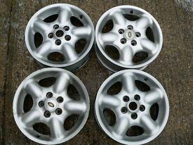 Land Rover Freelander 1 16'' Wheels