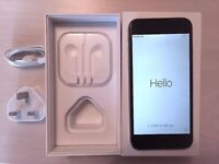 iPhone 6 - Perfect Screen - No Faults - Charger & Box
