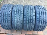 4 X 255/55R18 BRAND NEW TYRES AUSTONE 255 55 18 109V EXTRA LOAD