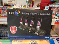 BT8500 Quad Phones BRAND NEW