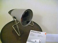 Heat lamp - Philips Infraphil lamp for aches and pains. In very good condition.
