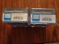 Seymour Duncan Phat Cat Humbucker-sized P90 pickups Bridge and Neck Set