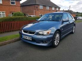 Lexus is200 se 73k exelent condition