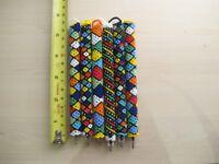 African / Zulu beaded pens