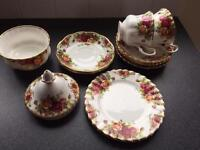 Royal Albert Country Roses Oddments