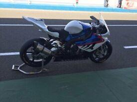 BMW s1000rr motorsport, Austin racing GP2R | in
