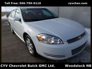 2012 Chevrolet Impala LT - $6/Day - Remote Start