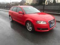 2009 09reg Audi A3 Sport 1.9 Tdi Sportback good condition
