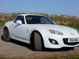 Mazda MX5 Venture Edition 2L Electric Hardtop Ultra Low Mileage