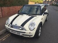 MINI COOPER 3DR - 2004 - 1.6 Petrol - 69,500 miles with Full service history