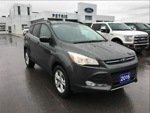 2016 Ford Escape SE - AWD, HEATED SEATS