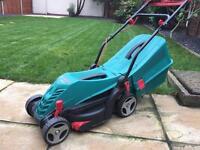 lawn mower bosch rotak 34