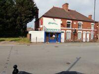Fish & Chip Shop For sale Warwickshire includes 3 bedroom accomodation