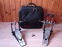 PEARL Power Shifter p902 Double Bass Drum Pedal.
